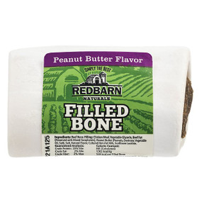 Redbarn Natural PB Filled Bone