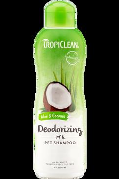 Tropiclean Aloe & Coconut Shampoo 20oz