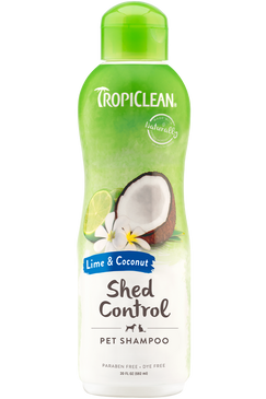 Tropiclean Lime & Coconut Shampoo 20 oz