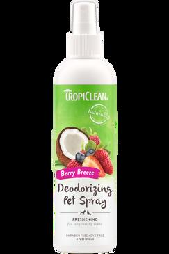 Tropiclean Berry Breeze Deodorizing Spray