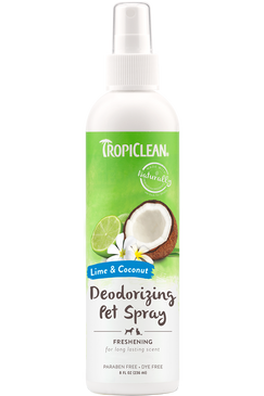 Tropiclean Lime & Coconut Deodorizing Spray