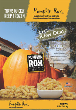 OC Raw Pumpkin Rox