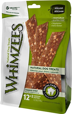 Whimzees Veggie Strip Dental Chew