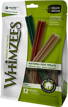 Whimzees Dental Stix