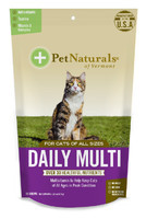 Pet Naturals of Vermont Daily Multi for Cats 30 Ct.