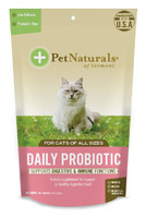Pet Naturals of Vermont Daily Probiotic for Cats 30 Ct.