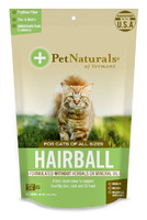 Pet Naturals of Vermont Hairball for Cats 30 Ct.