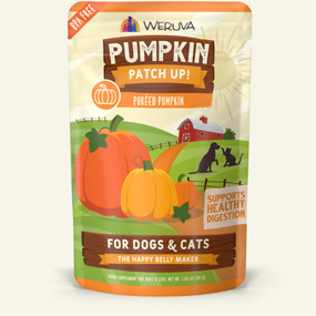 Wervua Pumpkin Patch Up Pouch