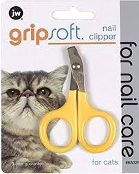 JW GripSoft Cat Nail Clipper