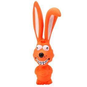Amazing Pet Products Latex Squeaker Rabbit