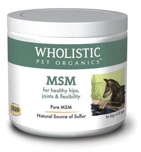 Wholistic Pet Organics MSM