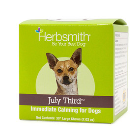 Herbsmith July Third Calming Chews 30ct