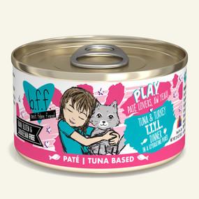 Wervua BFF Play TTYL Tuna & Turkey