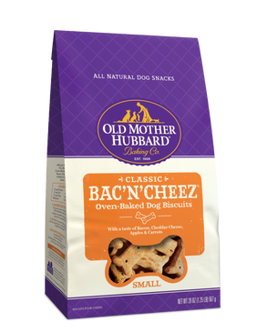 Old Mother Hubbard Bac'N'Cheez Treats