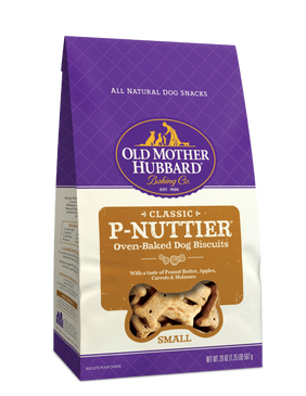 Old Mother Hubbard P-Nuttier Treats