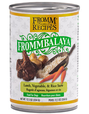 Frommbalaya Lamb, Vegetable & Rice Stew 12oz