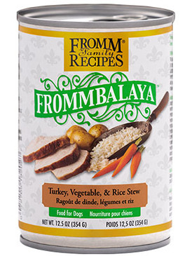 Frommbalaya Turkey, Vegetable & Rice Stew 12oz