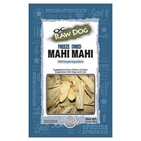 OC Raw Freeze Dried Mahi Mahi Treat 3oz