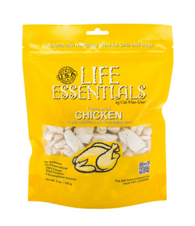 Cat Man Doo Life Essentials Freeze Dried Chicken 50z