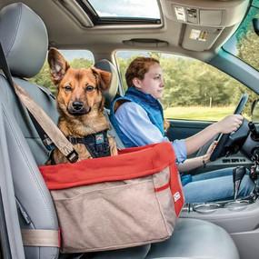 Kurgo Heather Dog Booster Seat