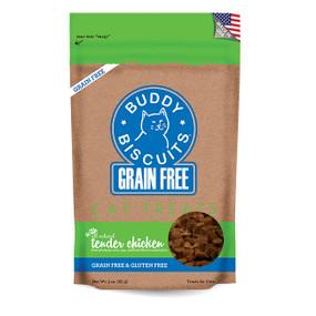 Buddy Biscuits Soft & Chewy GF Tender Chicken Flavor 3 oz
