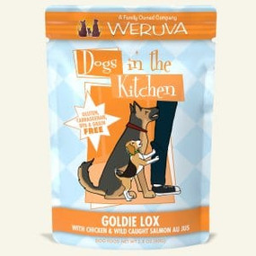 Weruva Dogs in the Kitchen Goldie Lox 2.8oz