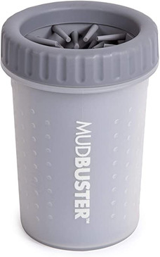 Dexas MudBuster Light Gray