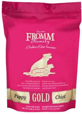 Fromm Gold Puppy Recipe