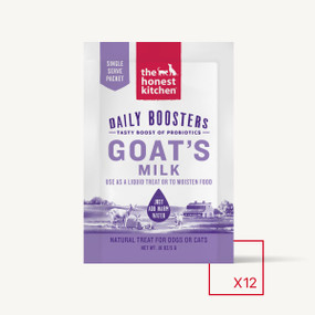 The Honest Kitchen Goat's Milk 1oz