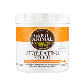 Earth Animal Stop Eating Stool Supplement