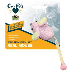 Our Pets Wee Pinkiemouse Real Mouse