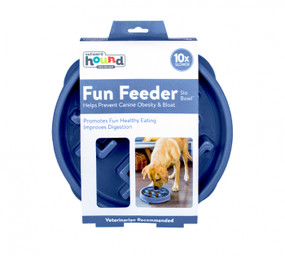 Fun Feeder Slo-Bowl Blue