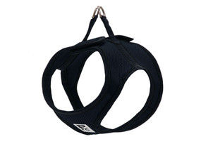 RCpets Step In Cirque Harness Black