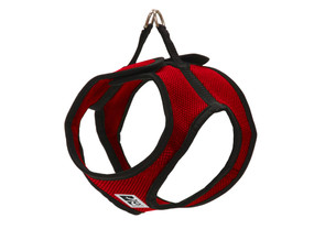 RCpets Step In Cirque Harness Red