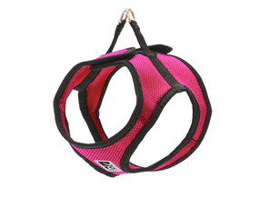 RCpets Step In Cirque Harness Raspberry