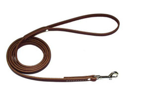 Leather Brothers Latigo Lead Brown