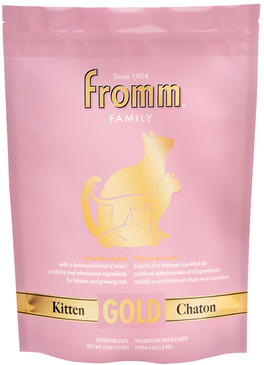 Fromm Cat Gold Kitten