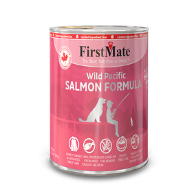 FirstMate Wild Salmon Formula Grain Free