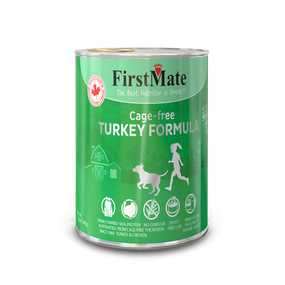 FirstMate Free Run Turkey Formula Grain Free