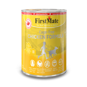 FirstMate Free Run Chicken Formula Grain Free
