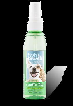 Tropiclean Vanilla Mint Oral Care Spray