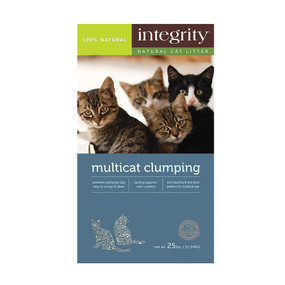 Integrity Multi Cat Clumping Litter
