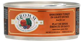 Fromm Shredded Turkey in Gravy