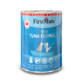 FirstMate Wild Tuna Formula Grain Free