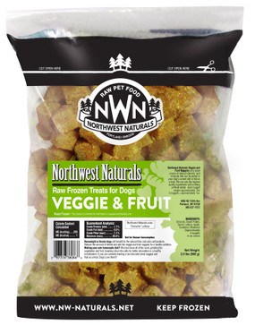 Northwest Naturals Frozen Fruit & Veggie Nuggets 2lb