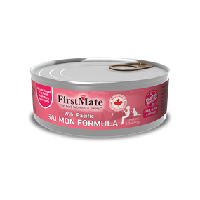 FirstMate Wild Salmon Limited Ingredient Cat Formula 3.5oz