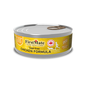 FirstMate Free Run Chicken Limited Ingredient Cat Formula 3.5oz