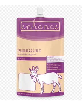 Steve's Enhanced Purrgurt Frozen 16oz