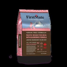 FirstMate Pacific Ocean Fish Grain Free Cat Formula