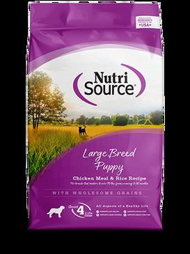 NutriSource Large Breed Puppy Formula